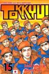 Tokkyu! Vol. 15 - Yoichi Komori, Mitsuro Kubo