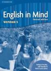English in Mind Level 5 Workbook - Herbert Puchta, Jeff Stranks, Peter Lewis-Jones