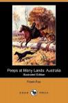 Peeps at Many Lands: Australia - Frank Fox, Percy F.s. Spence