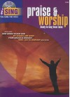iSing: Praise & Worship: Ready-To-Sing Vocal Solos [With CD (Audio)] - Shawnee Press