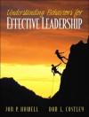 Understanding Behaviors for Effective Leadership - Jon P. Howell, Dan L. Costley