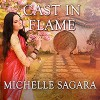 Cast in Flame: Chronicles of Elantra Series, Book 10 - Michelle Sagara, Khristine Hvam