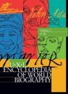 UXL Encyclopedia of World Biography, Volume 1: A-Ba - Laura B. Tyle, Julie Carnagie, Elizabeth Shaw Grunow