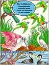 The Birdalphabet Encyclopedia Coloring Book - Julia Pinkham
