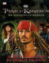 Piraci z Karaibów Nowy przewodnik po świecie piratów - Uliszewski Krzysztof