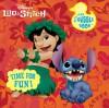 Disney Lilo & Stitch Bath Book - Modern Publishing