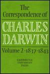 The Correspondence of Charles Darwin: Volume 2, 1837 1843 - Frederick Burkhardt, Sydney Smith, Frederick H. Burkhardt