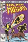 The New Mutants #1 Vol. 1 March 1983 - Chris Claremont, Bob McLeod