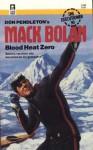 Blood Heat Zero - Peter Leslie, Don Pendleton