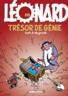 Léonard, Tome 40 - Léonard est un génie, De Groot