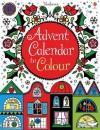 Advent Calendar to Colour - Stella Baggott