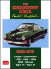 VW Karmann Ghia Gold Portfolio 1955-1974 - R.M. Clarke