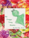 My Froggy Thing Blankie - Dee Kay