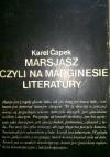 Marsjasz, czyli na marginesie literatury (1919-1931) - Karel Čapek, Halina Janaszek-Ivaničková