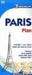 Michelin Paris Street Map (Paris City Plans) - Michelin Travel Publications
