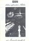 BIN - Boletim Informativo Nebulosa nº 2 - Álvaro de Sousa Holstein, Rodolfo Martínez