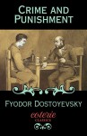 Crime and Punishment (Coterie Classics with Free Audiobook) - Fyodor Dostoevsky, Constance Garnett