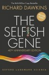 The Selfish Gene: 40th Anniversary Edition (Oxford Landmark Science) - Richard Dawkins