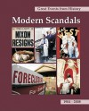 Modern Scandals: 1904 2008 (Great Events From History) - Carl L. Bankston III