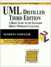 UML Distilled: A Brief Guide to the Standard Object Modeling Language - Martin Fowler, Jim Rumbaugh, Grady Booch, Ivar Jacobson, Cris Kobryn