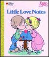 Little Love Notes (Golden Shaped Board Book) - Samuel J. Butcher