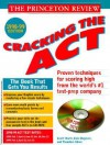 Cracking the ACT with Sample Tests on CD-ROM 1998-99 Edition [With CDROM] - Geoff Martz, Theodore Silver, Kim Magloire, Princeton Review