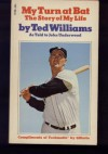 My Turn at Bat the Story of My Life - Ted Williams