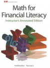 Math for Financial Literacy: Instructor Annotated Edition - Todd Knowlton, Paul Gray