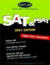 Kaplan SAT & PSAT 2001 - Kaplan Inc., Kaplan Educational Centers