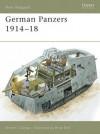 German Panzers 1914-18 - Steven Zaloga, Brian Delf