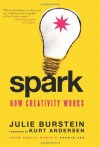 Spark: How Creativity Works - Julie Burstein, Kurt Andersen