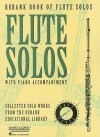 Rubank Book of Flute Solos - Easy Level: Includes Piano Accompaniment - RUBANK SOLO COLLECTIONS