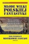Młode wilki polskiej fantastyki - Wojciech Szyda, Rafał Dębski, Maciej Guzek, Agnieszka Hałas, Sebastian Uznański