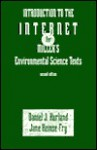 Introduction to the Internet for Environment Science and Lite (Biology Series) - G. Tyler Miller Jr., Daniel J. Kurland