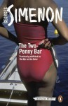 The Two-Penny Bar - Georges Simenon