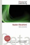 Nader Ebrahimi - Lambert M. Surhone, Mariam T. Tennoe, Susan F. Henssonow