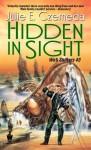 Hidden in Sight (The Webshifters # 3) (Web Shifters) - Julie Czerneda