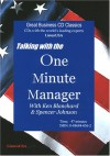 Talking with the One Minute Manager - Kenneth H. Blanchard, Spencer Johnson