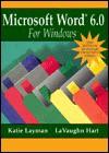 Microsoft Word 6.0 for Windows - Katie Layman, LaVaughn Hart