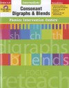 Phonics Intervention Centers: Consonant Digraphs and Blends, Grades 4-6+ - Evan-Moor Educational Publishers