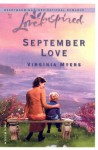 September Love (Love Inspired #230) - Virginia Myers