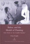 Balzac and the Model of Painting (Legenda Research Monographs in French Studies) - Diana Knight