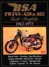 BSA Twins A50 & A65: Gold Portfolio 1962-1973 - R.M. Clarke