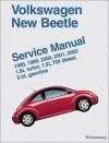 Volkswagen New Beetle Service Manual: 1.8l Turbo, 1.9l TDI Diesel, 2.0l Gasoline - Bentley Publishers