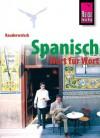 Spanisch Wort Für Wort - Reise Know-How, Peter Rump
