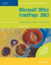 Microsoft Office FrontPage 2003, Illustrated Introductory, Coursecard Edition - Jessica Evans