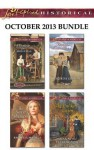 Love Inspired Historical October 2013 Bundle: A Family for ChristmasThe Secret PrincessTaming the Texas RancherAn Unlikely Union - Winnie Griggs, Rachelle McCalla, Rhonda Gibson, Shannon Farrington
