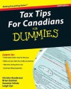 Tax Tips for Canadians for Dummies, 2009 Edition - Christie Henderson, Campbell Lawless