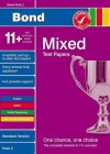 Bond 11+ Test Papers Mixed Pack 2 Standard - Frances Down, Alison Primrose, Sarah Lindsay