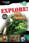 EXPLORE! Rain Forests: Level 3 - Lisa Kurkov